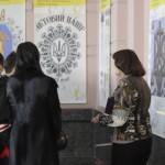 В Днипре показали историю Тризуба от времен Руси до современности