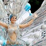 На Тенерифе каждый год проходит карнавал. Вот как это бывает