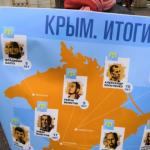 Жители Москвы вышли на одиночные пикеты против аннексии Крыма