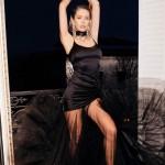 Вера Брежнева еротично приняла участие в модном шоу