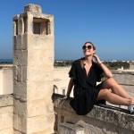 Катя Осадчая и Юрий Горбунов отдыхают в Италии