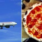 Пилот самолета заказал 23 пиццы пассажирам, восемь часов ожидавшим вылет