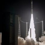 Ракету-носитель Vega с украинским двигателем запустили в космос (видео)