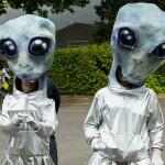 Развеян миф о посещении Земли инопланетянами