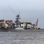 В Черное море вошел эсминец ВМС США с крылатыми ракетами Tomahawk