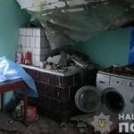 В Тернопольской области шаровая молния залетела в дом и взорвала кухню