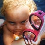 Кара Делевинь поделилась с фанатами детским фото