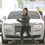 Автомобили супербогатых знаменитостей