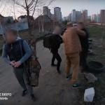 В Киеве полицейский с братом открыли стрельбу по мужчине