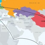 Forbes: Россия пытается направить китайский «Шелковый путь» в обход Украины