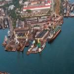 Последствия загрязнения стоками моря в Севастополе видны из космоса (видео)