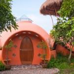 Купольный дом, который музыкант умудрился построить за полтора месяца