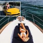 Богатые дети делятся в Instagram вызывающими зависть снимками роскошных яхт и пятизвездочных отелей