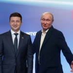 Зеленский стал на колени. И спас Путина