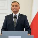 Дуда призвал европейское сообщество не игнорировать угрозу со стороны РФ
