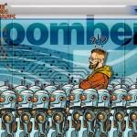 Bloomberg: «Роботы догоняют людей по количеству рабочих мест»