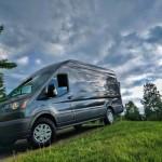 Пара отказалась от дома и офиса в обмен на жизнь в переоборудованном Ford Transit