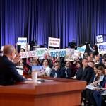 Большая пресс-конференция Владимира Путина обошлась бюджету минимум в 65 млн рублей