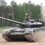 На полигоне в Чебаркуле солдат погиб под гусеницами танка