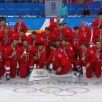 New York Post обвинила российских хоккеистов в нарушении правил Олимпиады