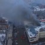 Свидетель рассказал о начале пожара в «Зимней вишне»