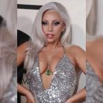 Леди Гага продемонстрировала нижнее белье всему Лондону