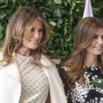 Мелания Трамп выбрала платье Dior за 10 тысяч долларов для визита в музей