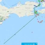 Движение судов через Керченский пролив в порты Мариуполь и Бердянск возобновлено
