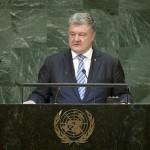 Порошенко заявил о намерении подать иск против РФ в Международный суд ООН