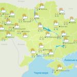В Украину идут морозы до –20 градусов