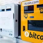 В мире растет количество криптовалютных банкоматов