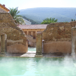 Римская баня, которая была построена более 2000 лет назад, до сих пор работает