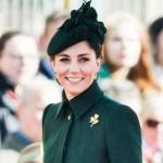 Кейт Миддлтон и принц Уильям приняли участие в параде в честь Дня святого Патрика