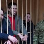 ООН: Захваченные Россией украинские моряки являются военнопленными