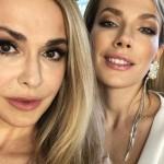 Ольга Сумская опубликовала фото с дочками