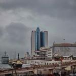 Королевский флот не оставляет Одессу без внимания