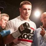 Украинский супертяж Сиренко нокаутировал российского боксера