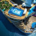 Отдых на самом большом лайнере в мире — как это выглядит