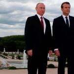 Путин и Макрон обсудят ситуацию в Украине. Без Зеленского.