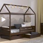 Детские двухъярусные кровати: виды и преимущества