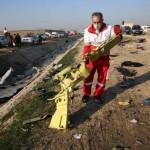 В Иране обломки украинского самолета разобрали на металлолом