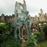 Скульптурный сад La Maison во Франции