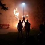 Российская пропаганда намерена инсценировать украинский след в протестах в США и ЕС