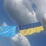 Крымскотатарский флаг станет символом освобождения Крыма от московской саранчи