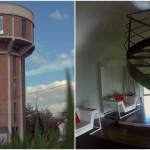 Бельгиец потратил более 2 млн дол., чтобы из водонапорной башни сделать дом-мечты