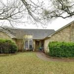 В Техасе обычный с виду дом скрывает за своими стенами откровенно странный интерьер