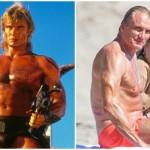 Как выглядят сегодня накачанные герои боевиков 90-х