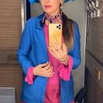 Ольга Сумская рассказала о новой роли и показала роскошные фото