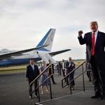 Трамп пошутил об иммиграции из США в случае проигрыша на выборах
