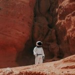 Найдено лучшее место для базы на Марсе